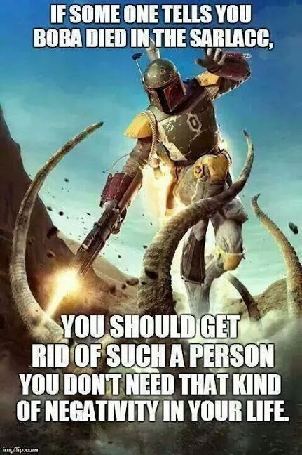 Boba Fett Lives!                                                                                                                                                                                 More