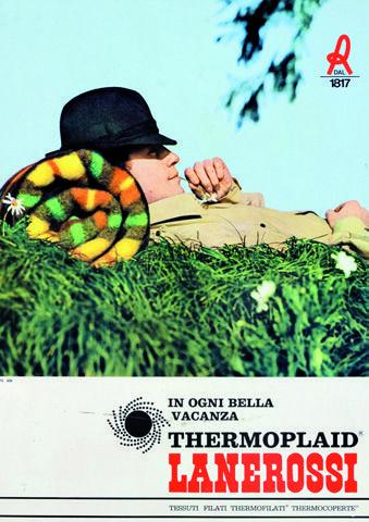 In ogni bella vacanza Thermoplaid lanerossi