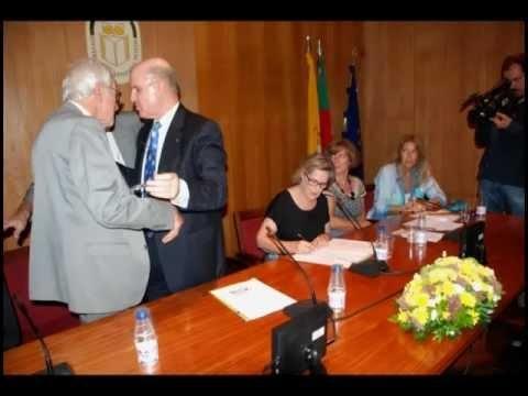 Círculo Literário Agustina Bessa-Luís - Universidade Fernando Pessoa  Sessão realizada a 15 de Outubro 2012 na Universidade Fernando Pessoa dedicada a Agustina Bessa-Luís.