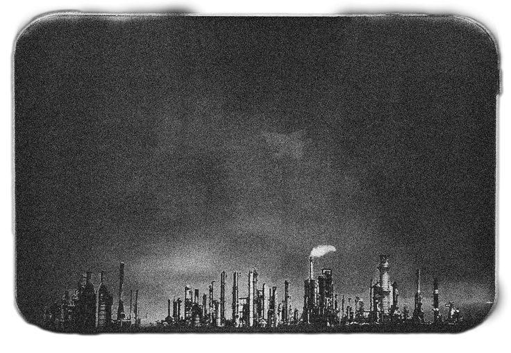 Tomasz Daniec ~ Rafinery | c-print | 2016