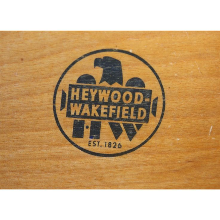 heywood wakefield logo