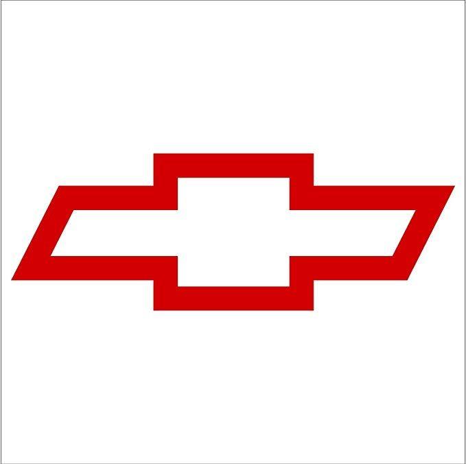 Crawford Graphix Bowtie Sticker For Chevrolet Chevy Car Truck