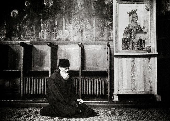 Ezequiel Scagnetti: Orthodox Monk in Romania 2007