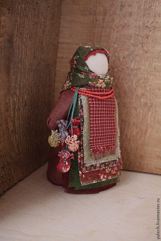 """Купить Куколка """"Семь добродетелей"""" - русский, народная кукла, народная традиция, народный стиль"""