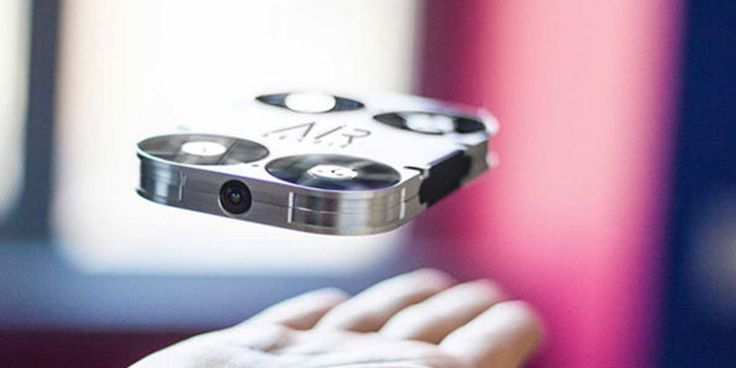 This Super Small Drone Will Change Your Selfie Game Forever