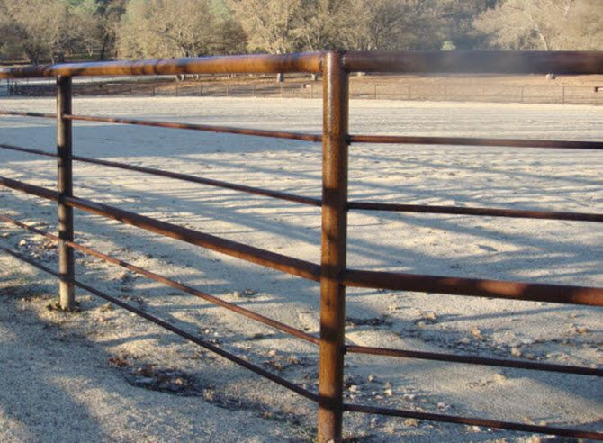 Horse Panels And Fencing