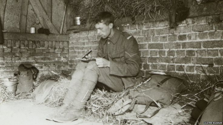 George Hackney: Unseen WW1 photos uncovered