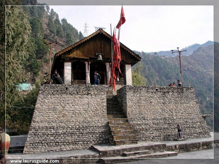 Chamunda Devi Temple is a renowned holy shrine of the Hindus. Located in Kangra district of Himachal Pradesh, Chamunda Devi Mandir is at a distance of 10 kms from Palampur, on the banks of Baner River. This ancient temple dates back to the 16th century. The temple is dedicated to Chamunda Devi, who is a form of Durga / Shakti. Chamunda Devi Mandir is believed to be the abode of 'Shiva and Shakti'. Due to this reason, it is also known as 'Chamunda Nandikeshwar Dham'.
