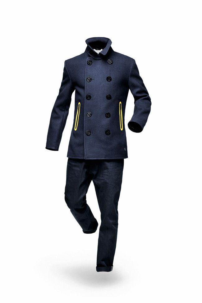 G-Star jacket by Marc Newson F / W 2012   YANA OJ