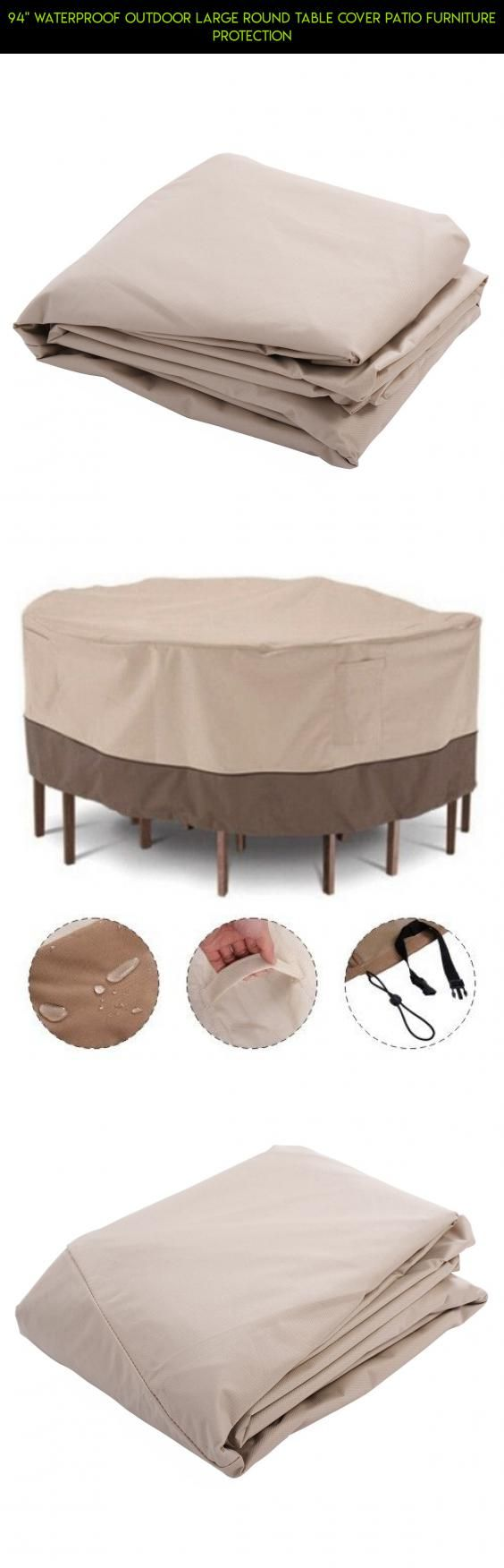 Best 25 Patio Furniture Covers Ideas On Pinterest  Patio Glamorous Dining Room Table Covers Protection Design Decoration