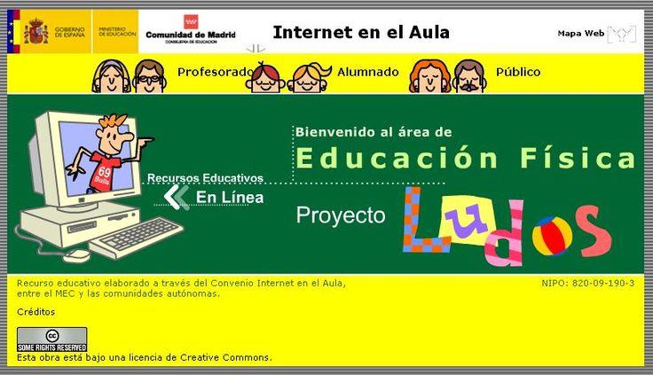 Proyecto Ludos. Educación Física para Educación Primaria.