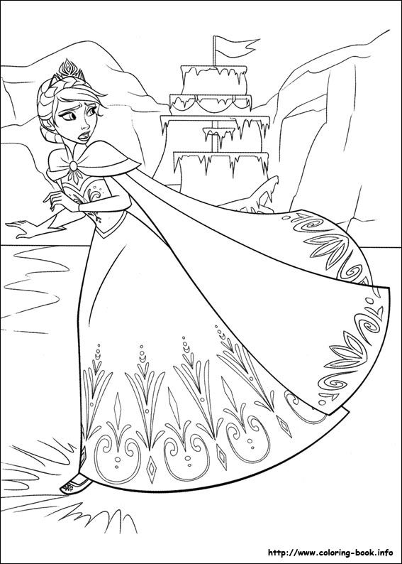 Best 25 Frozen Coloring Sheets Ideas On Pinterest