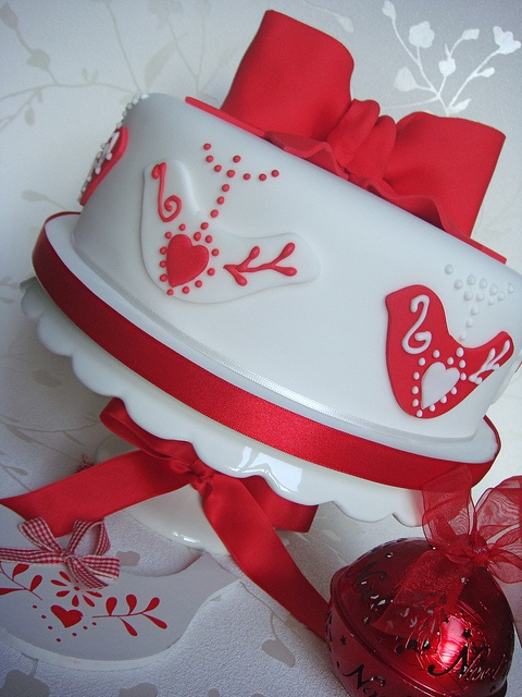 Christmas Cake Designs Pinterest : 17 Best images about Christmas Cakes - Nordic Design on ...