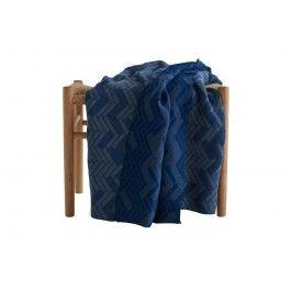 Semibasic Hide Plaid 130 x 170 - Blue