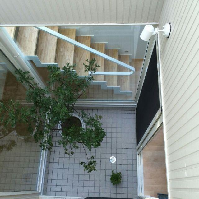 ms.さんの、階段,のお部屋写真