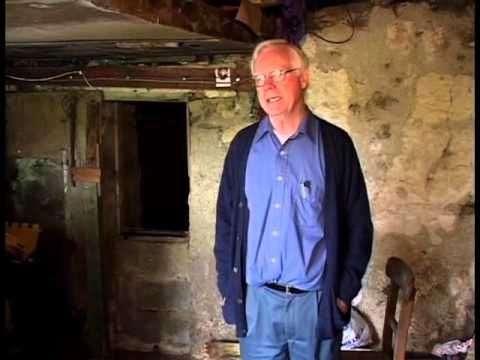 "This clip is from the film ""Poet of Poverty,"" narrated by Martin Sheen and created by Tana Ross, Freke Vuijst and Sean Dougherty. In this clip Father Michael Doyle talks about his home in County Longford in Ireland."