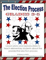 Three options for teaching about the presidential election to 3rd-5th graders.