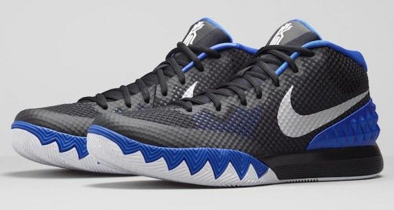Serving as a salute to his days with the Duke Blue Devils. The Nike Kyrie 1 'Brotherhood' is the sixth iteration from the debut Kyrie Irving signature line.