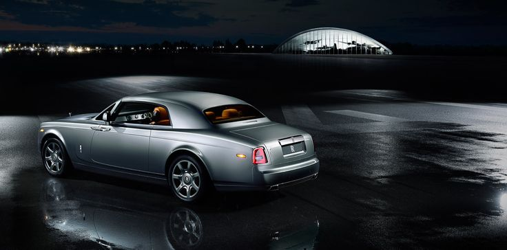 """The Rolls-Royce Phantom Coupé Aviator,  Collection is inspired by the achievements of pioneer aviator and co-founder of Rolls-Royce, Charles Stewart Rolls. As Flight Magazine reported in 1910: """"Motoring, ballooning, aviation, all owe much to the pioneer work of Charlie Rolls."""""""