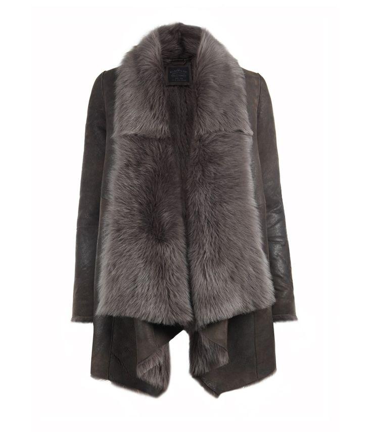 Pasco Jacket, Women, Coats, AllSaints Spitalfields