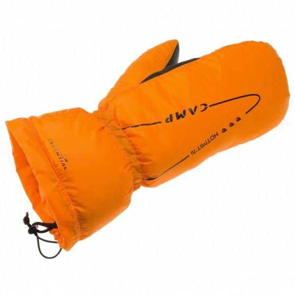 Camp Hotmit'Nsú teplé páperové rukavice s windproof membránou určené pre lezenie vo vysokých nadmorských výškach.