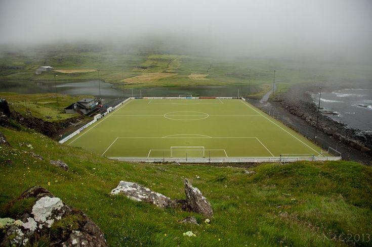 Eidi Stadium, Faroe Islands