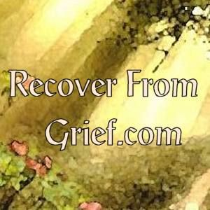 This site actually has helpful and creative ways to process your grief.  This page links to art therapy exercises.