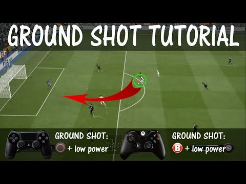 http://www.fifa-planet.com/fifa-17-tips-and-tricks/fifa-15-finishing-tutorial-advanced-ground-shot-shooting-tips-tricks-2/ - FIFA 15 FINISHING TUTORIAL - Advanced Ground Shot - Shooting Tips & Tricks  FIFA 15 Finishing Tutorial (Shooting Tutorial) – Tips & Tricks. Advanced Ground Shot Tutorial. How to do low power shots and how to score easy goals in FIFA 15. The most effective way to score low power shots into the penalty box. ► Buy Cheap & Safe FIFA 16 CO