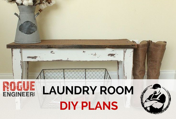 9 best laundry room diy plans images on pinterest furniture diy woodworking laundry rooms diys woodworking bricolage do it yourself fai da te diy laundry room solutioingenieria Images