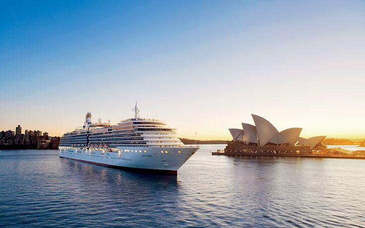 Enter the prize draw for your chance to win a holiday with P&O Cruises. There are seven voyages to be won, each taking in magnificent cities »