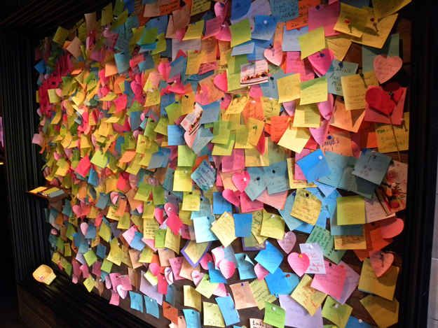 Leave Literary Quotes On Post It Notes In Random Places | 9 Ideas For Random Acts Of Literary Kindness
