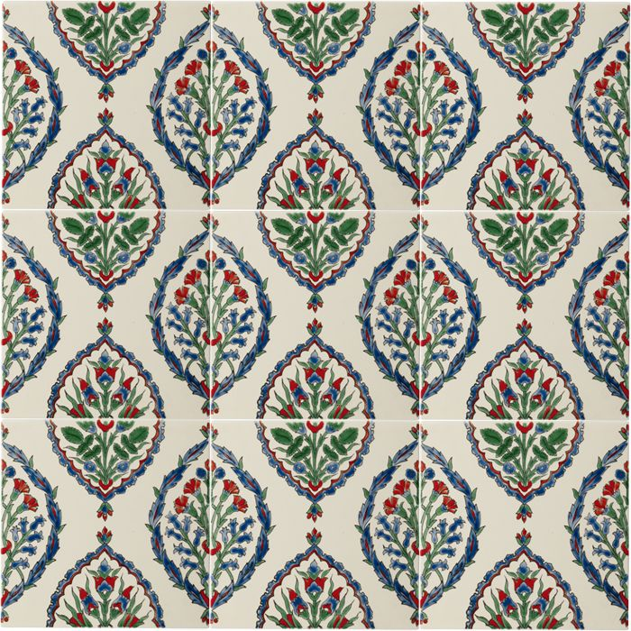 PATTERN INSPIRATION: FIRED EARTH TILES