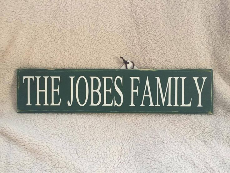 Family Last Name Custom Wooden Sign By PatiodeSIGNS On Etsy Https://www.