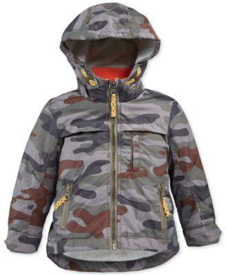 Carter's Baby Boys' Amerex Fleece-Lined Jacket | macys.com