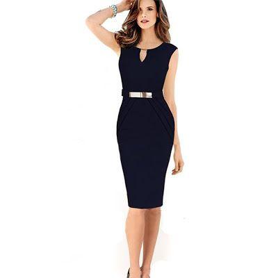 Vestidos Formales Cortos ¡12 Lindas Opciones con Imágenes! | 101 Vestidos de Moda | 2017 - 2018