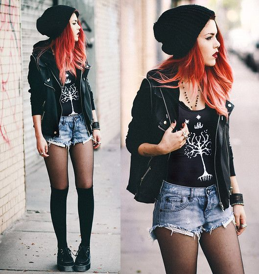 Edgy Cute Fashion Images Galleries With A Bite