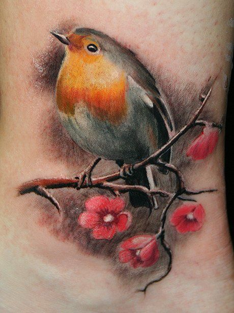 The Most Beautiful Nature-Inspired Tattoos - heart.co.uk - Heart Radio