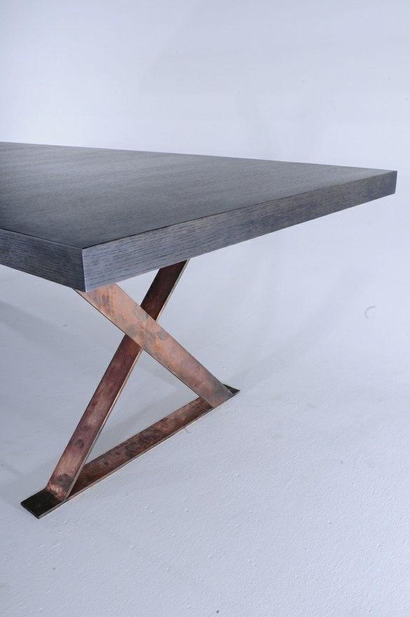 White Oak Dining Table by Kellam Clark Design
