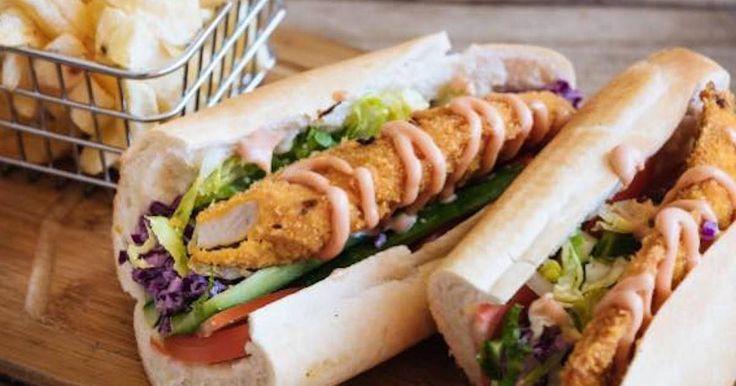 Sandwich Bar 55