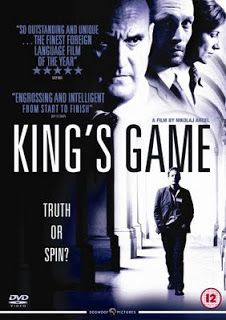 King's Game (Kongekabale) is the highly successful and critical Danish hit of 2004. Written and Directed by Nikolaj Arcel, King's Game became the highest grossing Danish movie of 2004 and also swept the Danish Roberts (Denmark's equivalent of the Academy Awards) with a impressive count of 8 wins, including that of the Best Picture and Best Director, and the Bodil award for the Best Danish Picture.