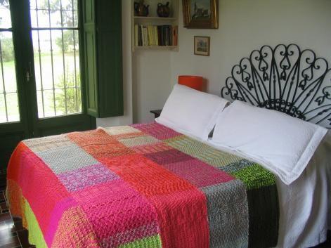 Al ser las mantas tan esponjosas, es un placer y un mimo cubrirse en ellas.