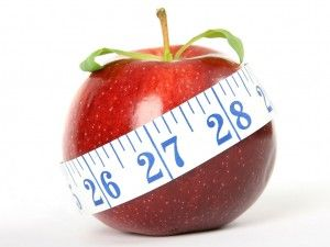 Healthy Losing Weight Diet Plan: 5 Days Diet with Apples - One medium sized apple contains about 80 calories and it is enough for not more than 4 to 5 percent of daily energy needs.