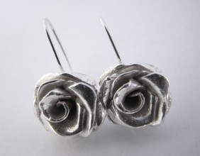 Rose earrings - Lady Peculiar