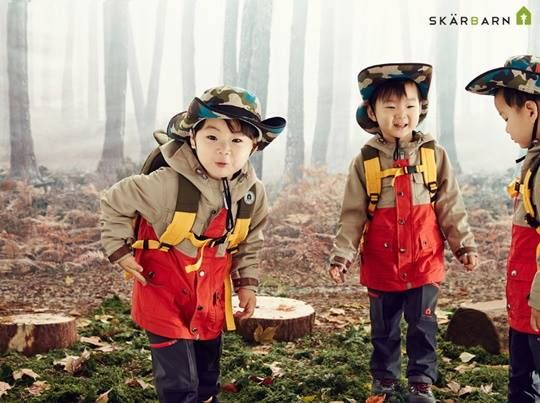 The Song Triplets Endorse SKARBARN in Adorable Pictorial   Koogle TV