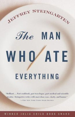When Jeffrey Steingarten was appointed food critic for Vogue, he systematically set out to overcome his distaste for such things as kimchi, lard, Greek cuisine, and blue food. He succeeded at all but the last: In this impassioned, mouth-watering, and outrageously funny book, Steingarten devotes the same Zen-like discipline and gluttonous curiosity to practically everything that anyone anywhere has ever called dinner.
