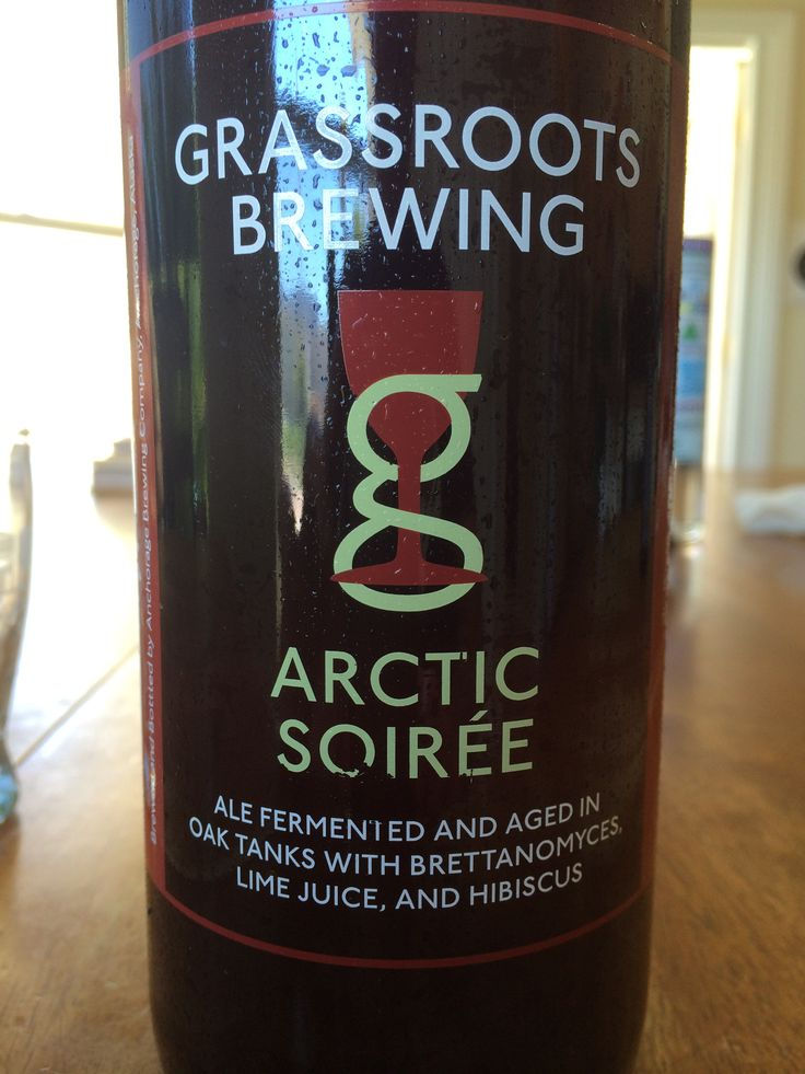 Anchorage Brewery/Hills Farmstead Brewery Collaboration