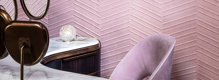 Sneak preview of ARTE wallcoverings' new 3D collection