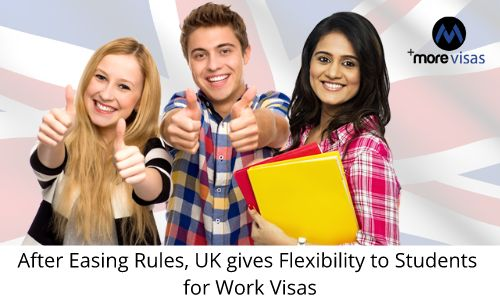 After Easing Rules, UK Gives Flexibility to Students for Work Visas. Read more... https://goo.gl/LgNSQz #MoreVisas #UKWorkVisas #UKStudentVisa #StudyinUK #Tier4visas  https://www.morevisas.com/immigration-news-article/after-easing-rules-uk-gives-flexibility-to-students-for-work-visas/5427/