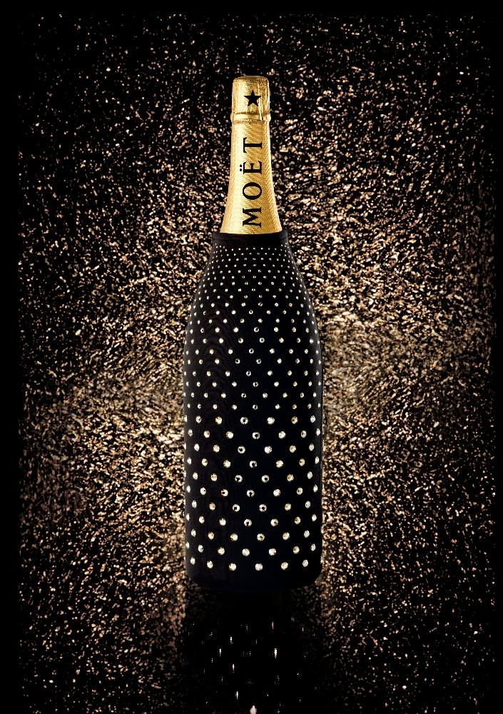 Moët & Chandon Crystallized Jeroboam