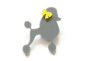 poodle grey